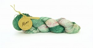 Single Merino Meme Yarns 91 Botanical