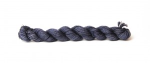 Minis Meme Yarns 08 Medium Grey Blue