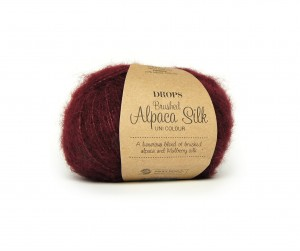 Alpaca Silk Drops 23