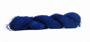 Single Merino 48 Cornflower