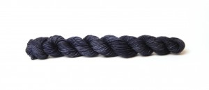 Minis Meme Yarns 09 Dark Grey Blue