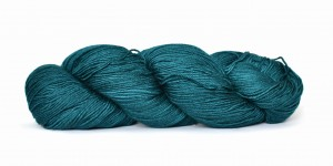 Sock Malabrigo Teal Feather