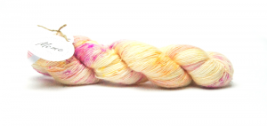 Single Merino Meme Yarns 55 Fruit Sorbet