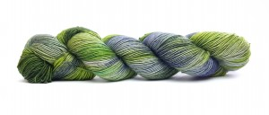 Single Merino Meme Yarns 60 Beetle