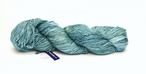Silky Merino 411 Green Grey